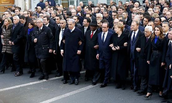 Paris Regierungsgedenken