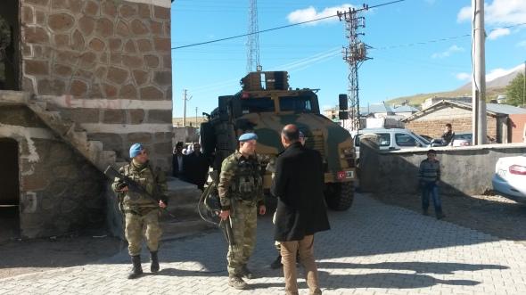 türkisches Panzerfahzeug